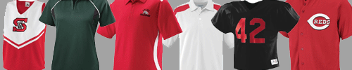 From jerseys to cheer uniforms to coaching, Bomark offers a wide assortment of apparel